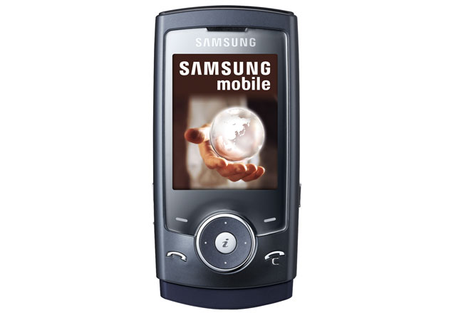 Picture of Samsung SGH-U600 close-up