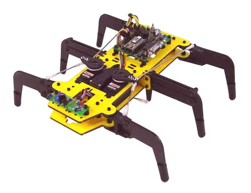 Another cool robot gadget The Hexapod