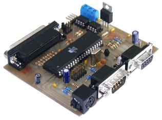 AVR Basic Computer