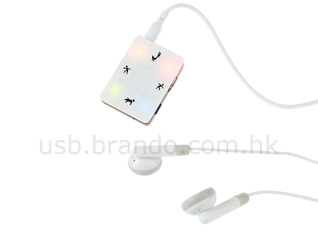 USB Chocolate MP3 Player (2GB)