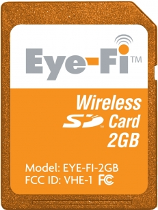 picture of Eye-FI memory card