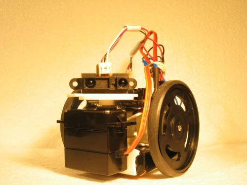 Build a robot step by step instructions