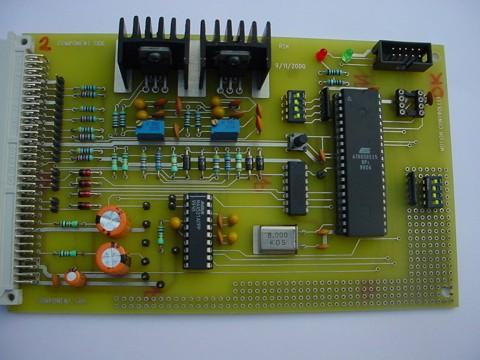 Microstepper Motor Controller