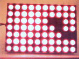 7×10 LED Moving Sign