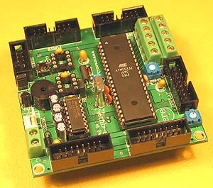 ATMega Control Board picture