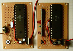 DIY Wireless receiver and transmitter