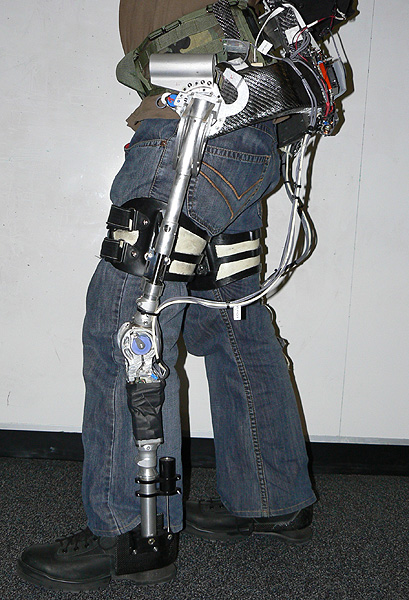 Exoskeleton developed at MIT picture 2