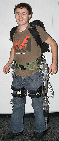 Exoskeleton developed at MIT picture 1