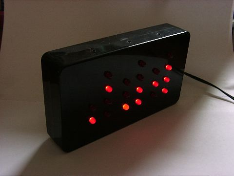 IC Binary Clock