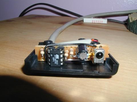 ATir keyboard interface project