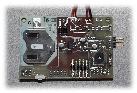 AVR barometric altimeter