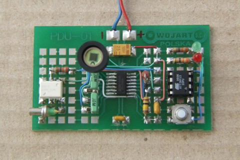 AVR Based Slave Flash Trigger