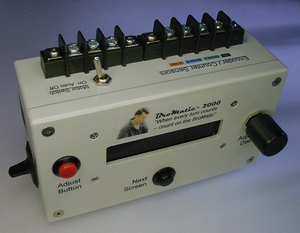 Electronic Counter for Digital and Analog Signals: final box