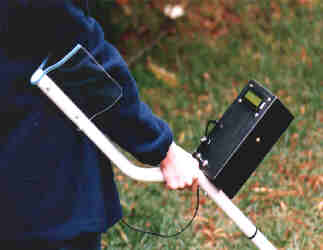 GoldPic: Pulse induction metal detector
