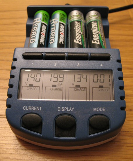AlphaPower battery charger review