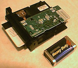 Magstripe Track 2 Card Reader based on AVR