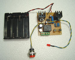 Ni-cd, Ni-MH charger board