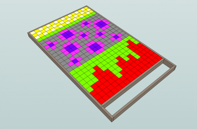 16×24 RGB LED Matrix