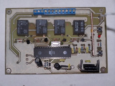 Garage Door Control System Board