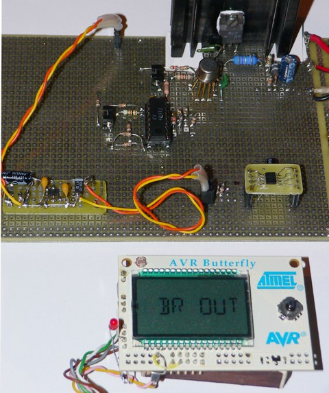 Intelligent Power Supply for Embedded Systems