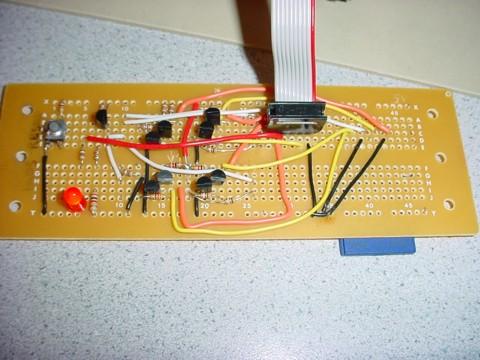 kaOS ATmega32 Operating System board