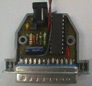PC oscilloscope - inside view