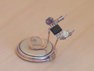 PIC-based Programmable LED