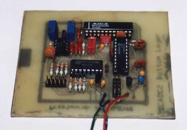 PIC16F84 12-bit, 8-channel analog to digital converter