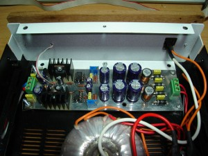+/- 15V Power Supply
