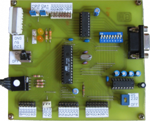atmega8-development-board