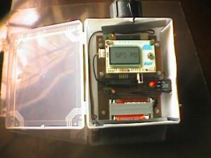 AVR Butterfly GPS System