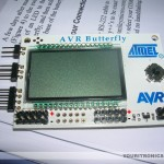 avr-butterfly-with-pin-headers-soldered-and-power