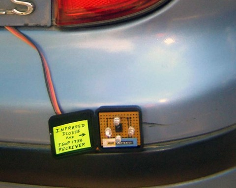 Blind Spot Detection System