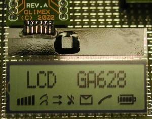 Ericsson GA628 Display Controller