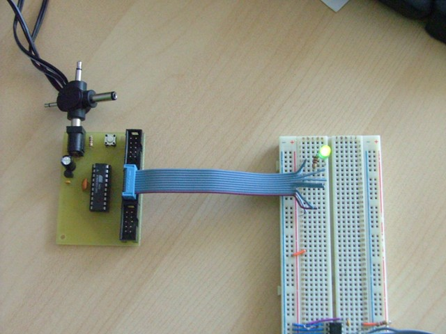 Fading RGB LED with PWM Controll