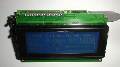 HD44780 LCD Connected To USB