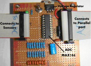 Interfacing Your Computer to an ADC via the Parallel Port