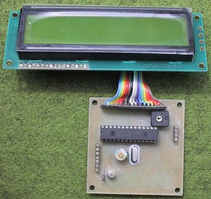 RF-Microwave Frequency Counter