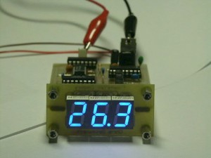 3-Digit Frequency Meter