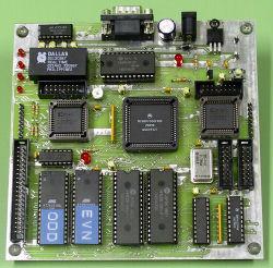 68HC000 Home Made Computer
