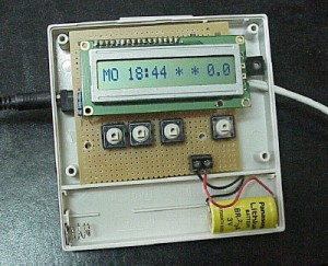 Motorola MCU Time Switch