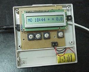 Motorola MCU Time Switch