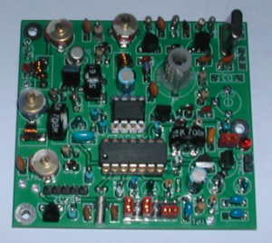ARDF Timer / Controller