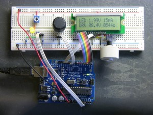 Led Calculator With Rotary Encoder