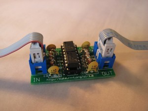Opto Isolator Board For General Use