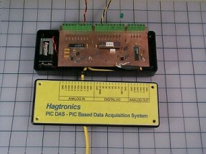 PIC Based - Data Acquisition System