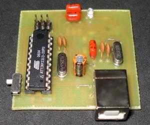 USB ISP Programmer For AVR