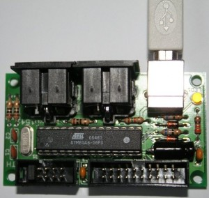 xu1541 Interface
