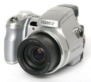 Sony DSC H9 review