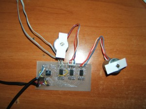 3in1 Motor stepper controller